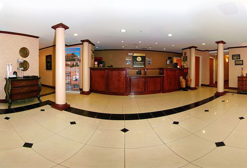Hotel Comfort Inn Amp Suites Quail Springs Oklahoma City