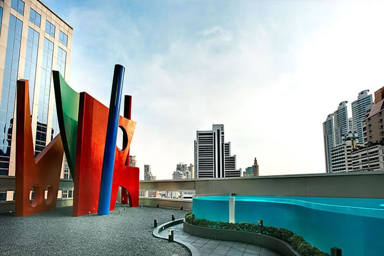 Swimming pool S31 Sukhumvit Hotel Bangkok