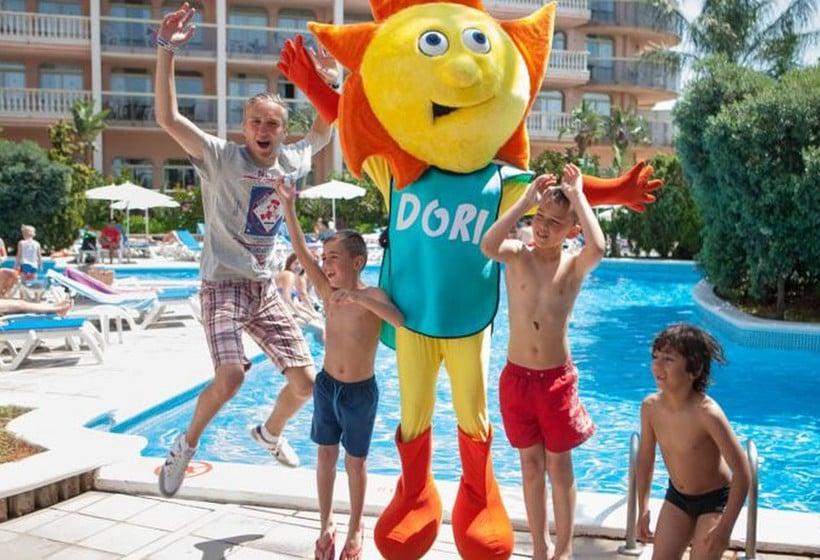 Children?s facilities Hotel Dorada Palace Salou