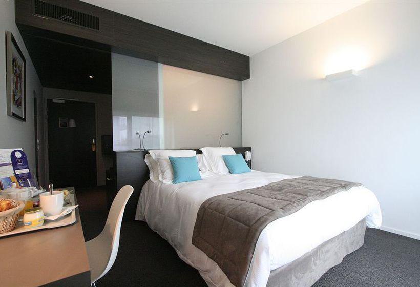 hotel kyriad nantes ouest saint herblain saint herblain as melhores ofertas com destinia. Black Bedroom Furniture Sets. Home Design Ideas