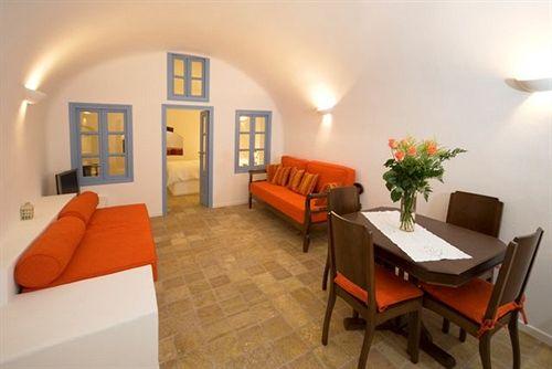 Hotel Pantelia Suites Fira