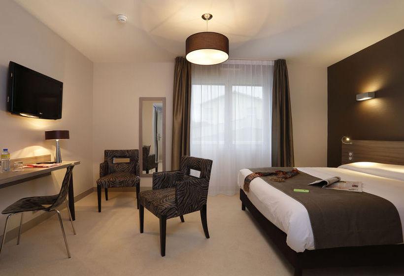 inter hotel les thermes de l 39 avenue em dax desde 33 destinia. Black Bedroom Furniture Sets. Home Design Ideas