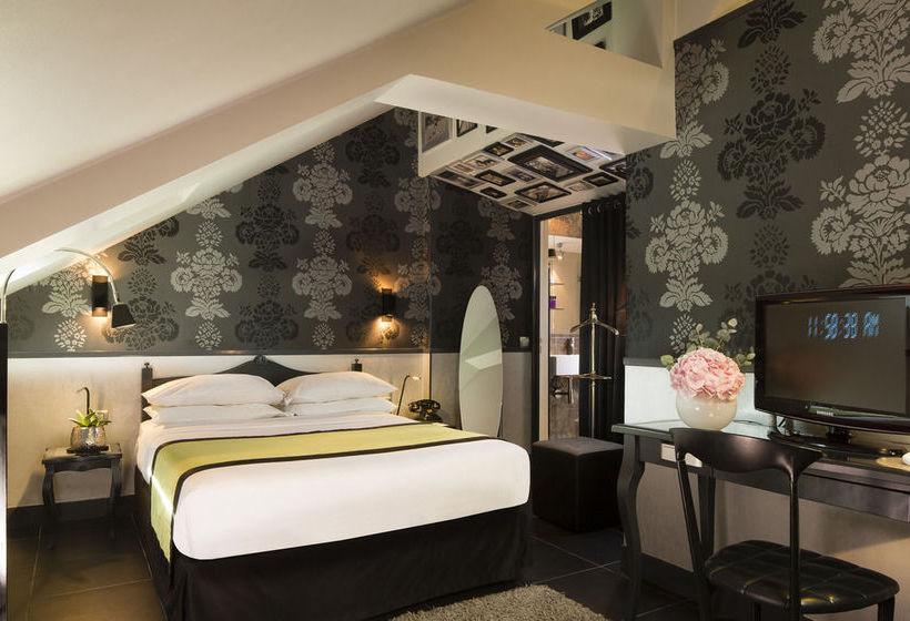 H tel design de la sorbonne paris partir de 48 for Hotel de la sorbonne