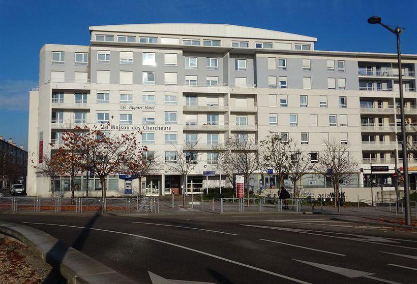Hotel residence la maison des cherche vandoeuvre les for Cherche un hotel