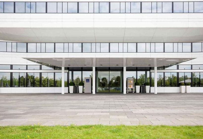 Novotel Munchen Airport Frisingue