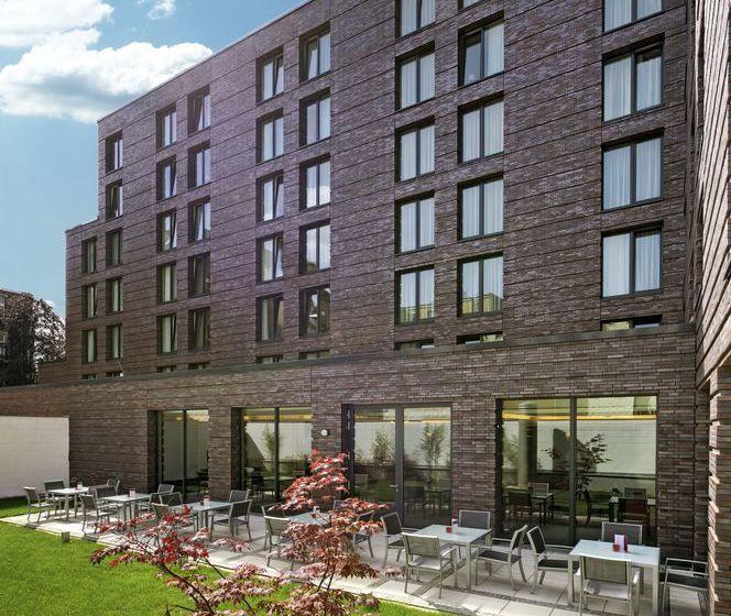 Hotel Hampton By Hilton Berlin City West In Berlin Starting At 34