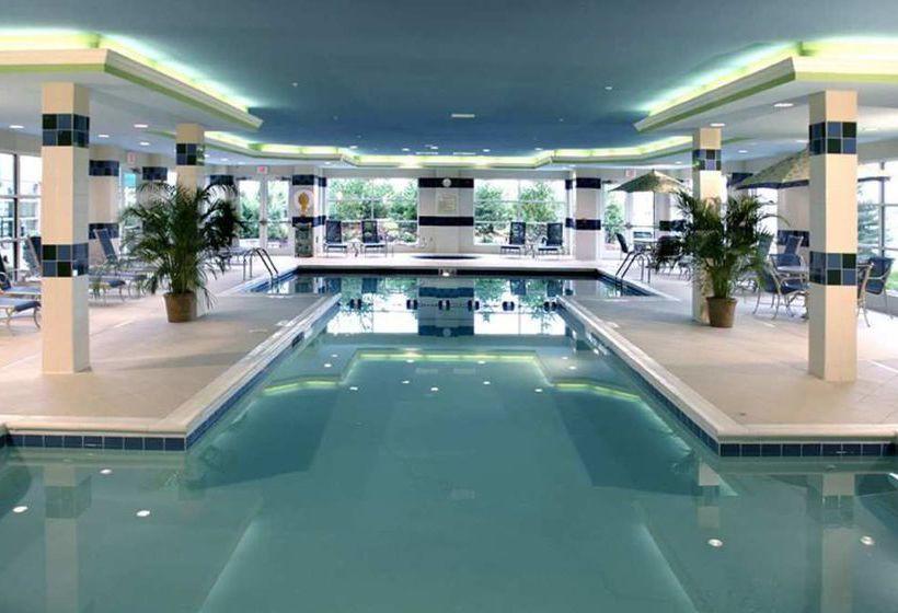 Hotel Hilton Garden Inn Buffalo Airport Cheektowaga De Bedste Tilbud Med Destinia