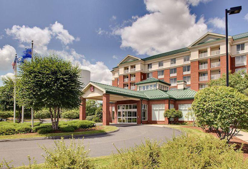 Hotel Hilton Garden Inn Hartford North Bradley Int 39 L Airport In Windsor Starting At 35 Destinia