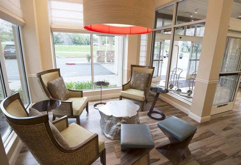 Hotel Hilton Garden Inn Redding