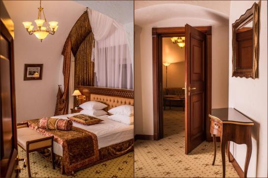 Hotel Citadel Inn Lviv