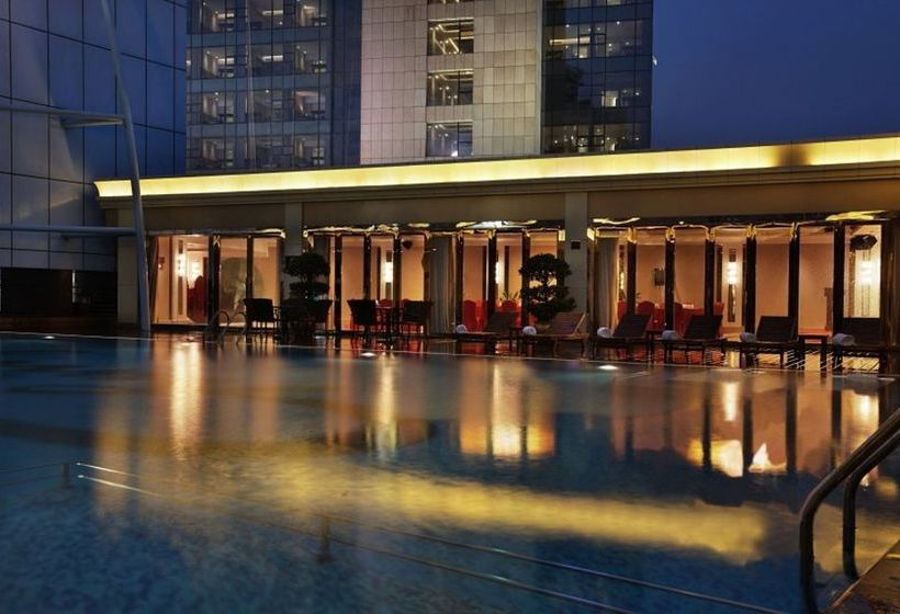 Hotel charming holiday zhuhai the best offers with destinia for Charming hotels