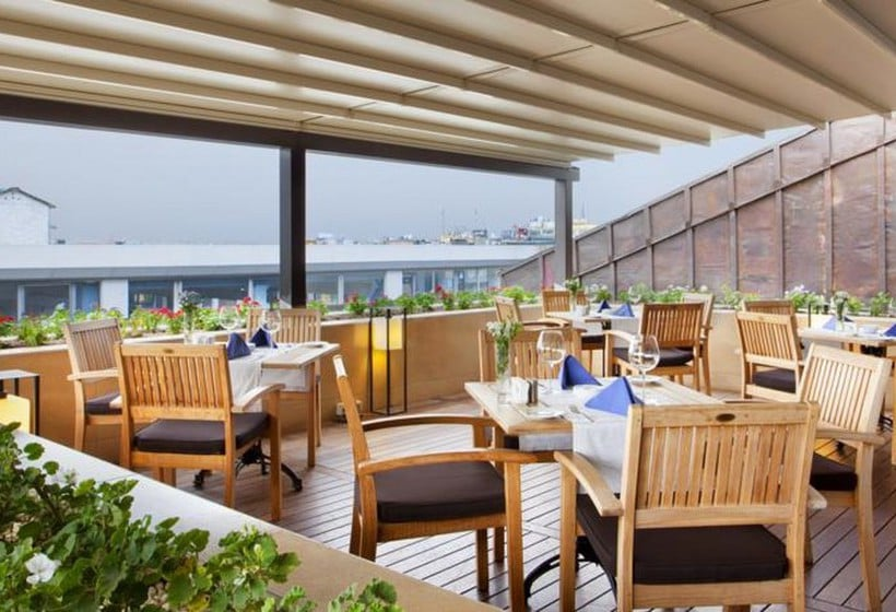 Terrace Hotel Doubletree By Hilton Istanbul Old Town