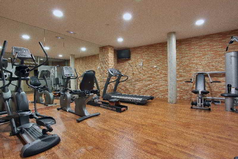 Instalaciones deportivas Hotel Marques de la Ensenada Valladolid