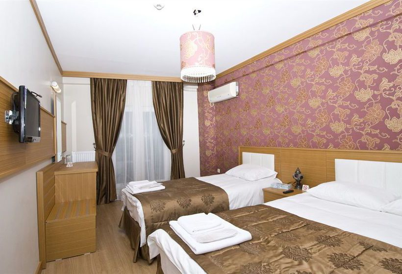Room Hotel Flower Palace Istanbul