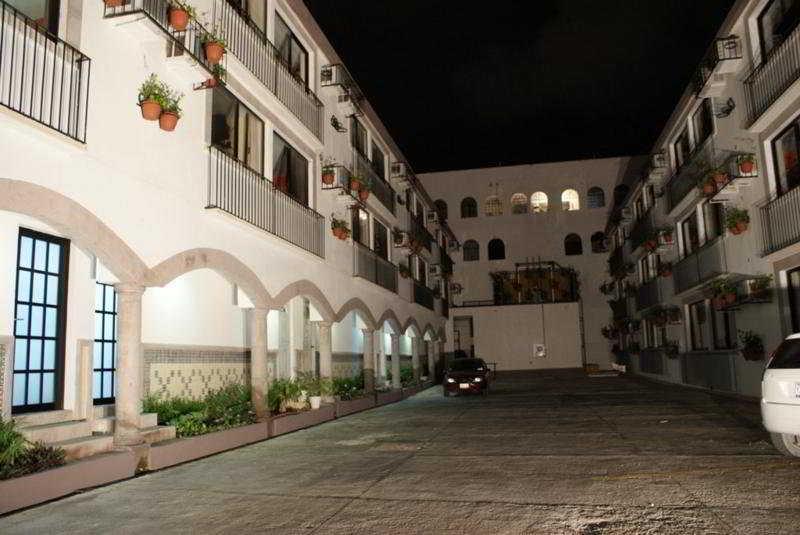 Hôtel Hacienda de Castilla Cancun