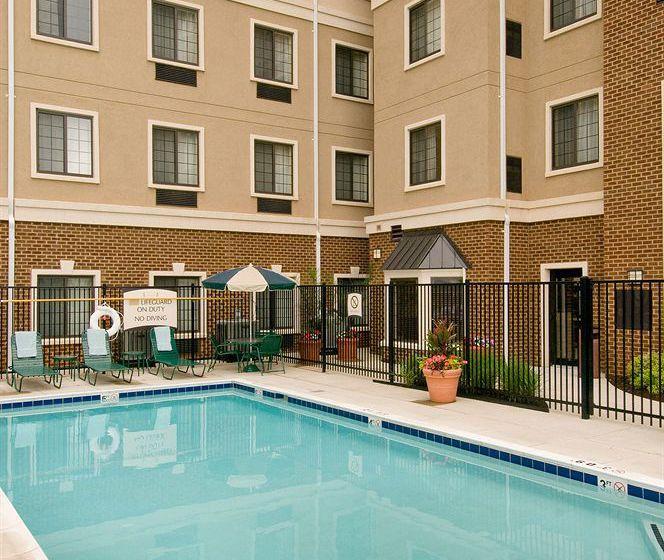 Hotel Staybridge Suites Baltimore Bwi Airport  Linthicum
