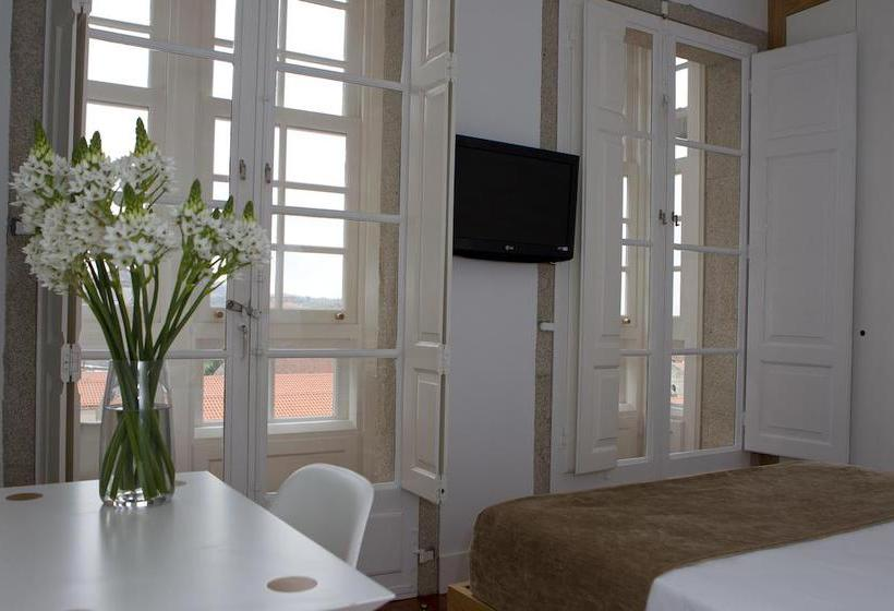 Hotel Pazo de Altamira Santiago de Compostela