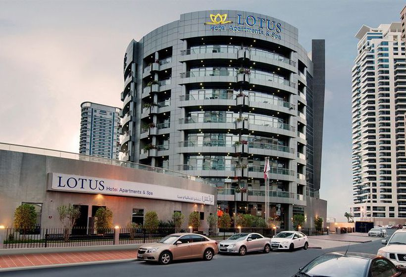 Lotus Hotel Apartments U0026 Spa, Marina Dubai