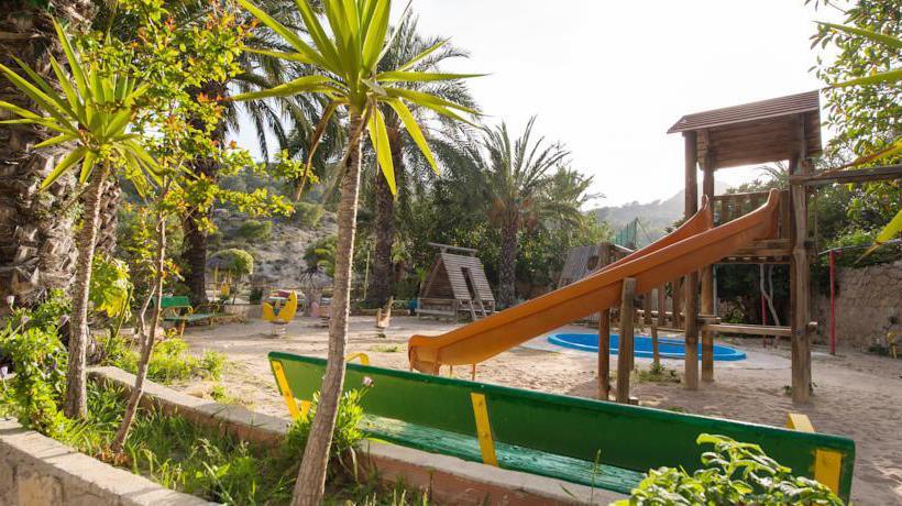 Instalaciones infantiles BlueSense Villajoyosa Resort