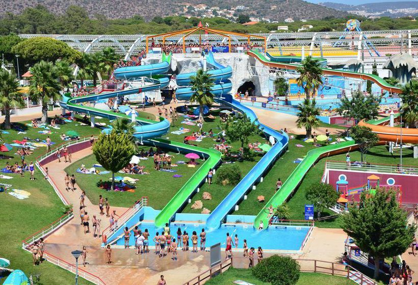 Hôtel Aquashow Park Quarteira