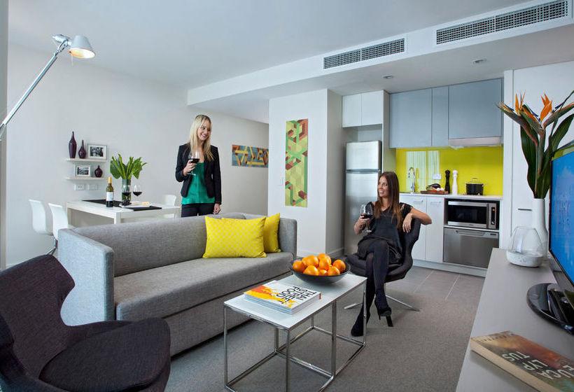 h tel citadines on bourke melbourne melbourne partir. Black Bedroom Furniture Sets. Home Design Ideas
