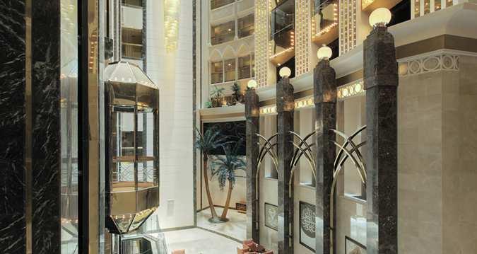 مناطق متداول هتل Makkah Hilton مکه