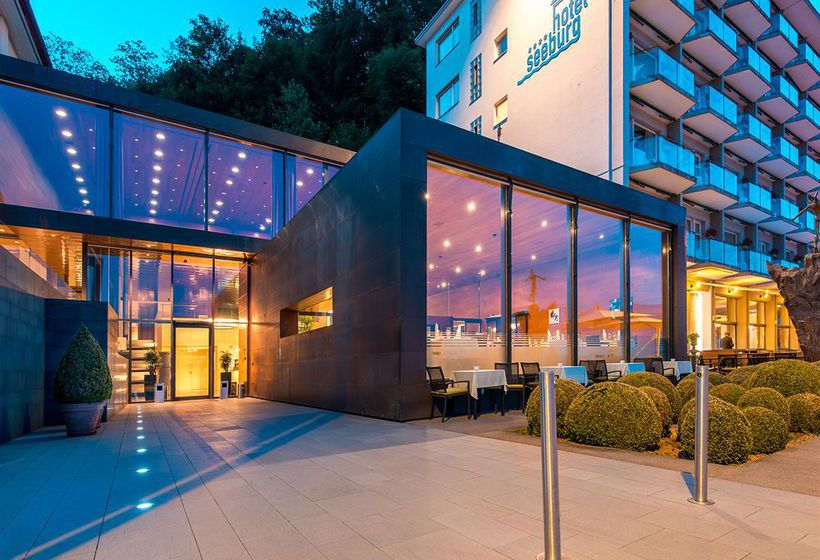 Hotel Seeburg Luzern Lucerna