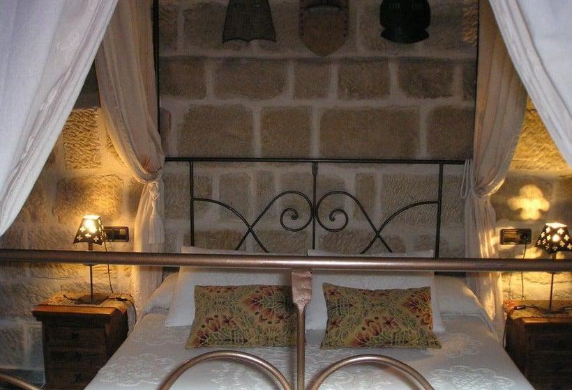 Zimmer Casa Rural Torre Fuerte Baños de Rioja