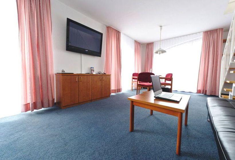 Hotel Feuerbach Im Biberturm Stuttgart Stoccarda
