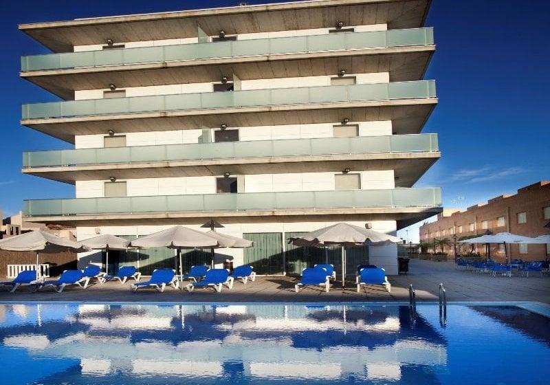 Hotel y apartamentos lodomar thalasso spa in san pedro - Spa san pedro del pinatar ...