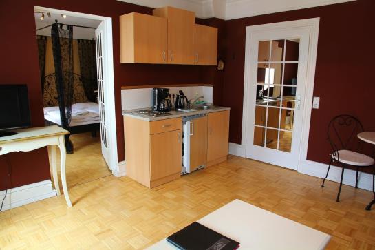 Maison apartments am kolk berlim as melhores ofertas com for Apartments maison am olivaer platz