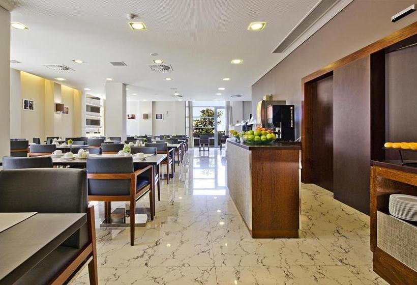 Restaurant Hotel Eurostars Oporto Porto