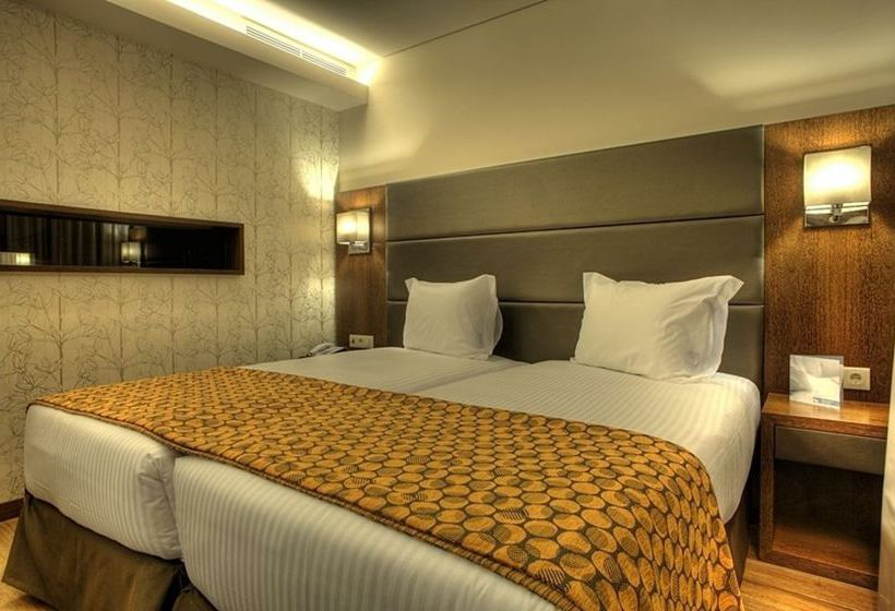 Room Hotel Eurostars Oporto Porto