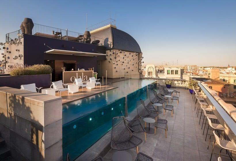 Hotel Ohla Barcelona In Barcelona Starting At 84 Destinia