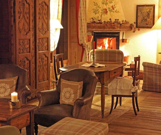 Hotel auberge de la maison a courmayeur a partire da 115 for Auberge de la maison courmayeur