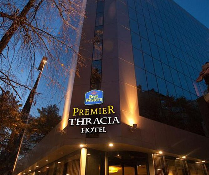 Best Western Premier Thracia Hotel Sofia Bulgaria
