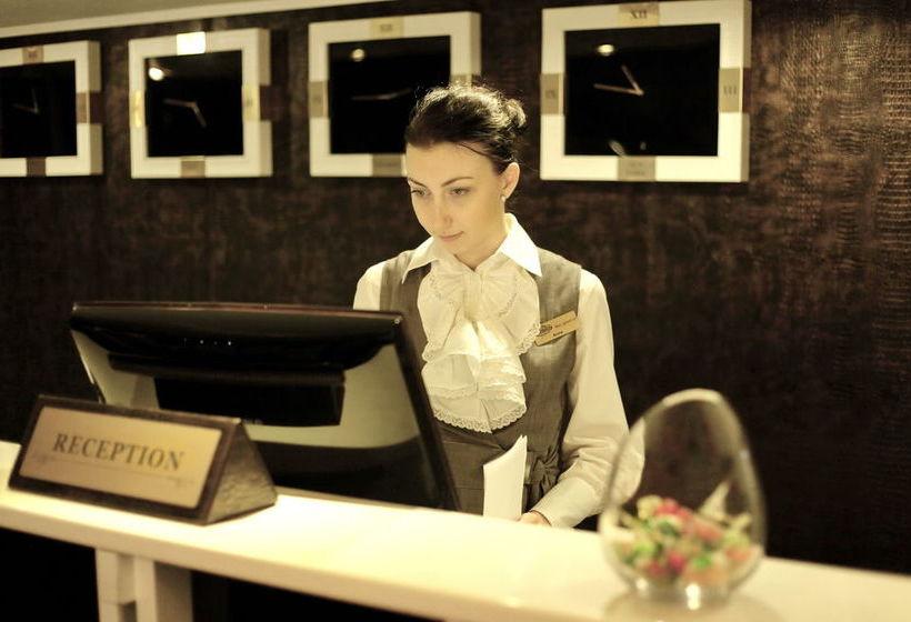 Art Hotel Bakkara Kiew