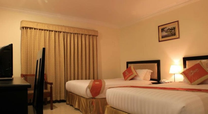 Cardamom Hotel Apartment In Phnom Penh Ab 20 Destinia
