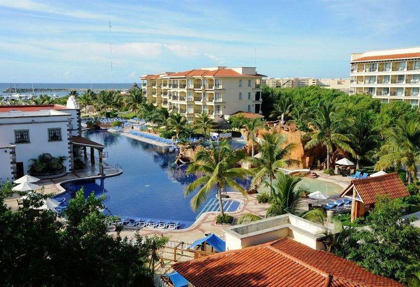Hotel Marina El Cid Spa Beach Resort Puerto Morelos