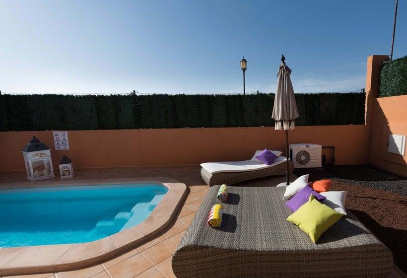 Piscina Ananda Resort Fuenteventura Corralejo