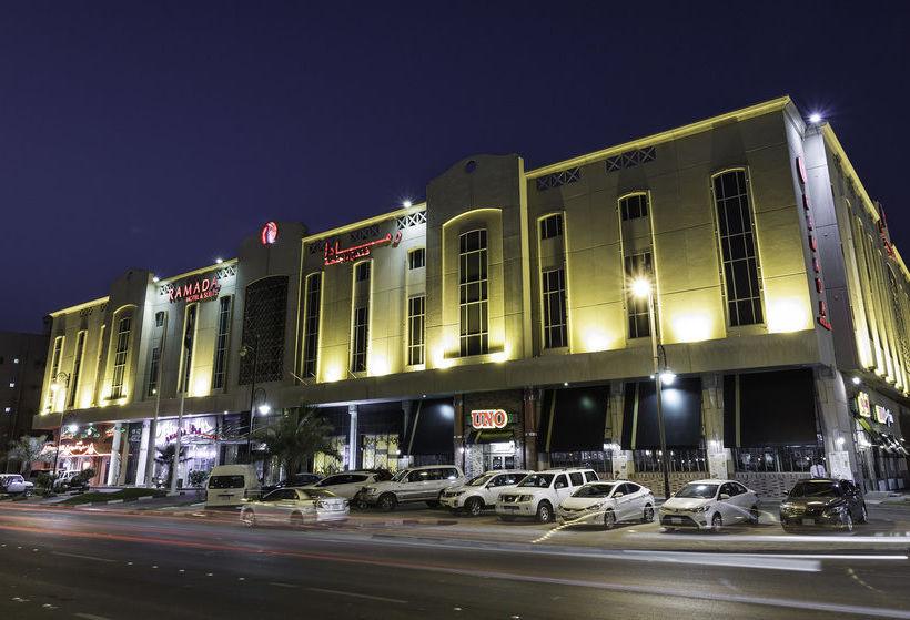 هتل Ramada Dammam & Suites دمام