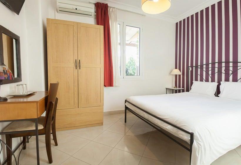 Zimmer Hotel Kimon  Athen