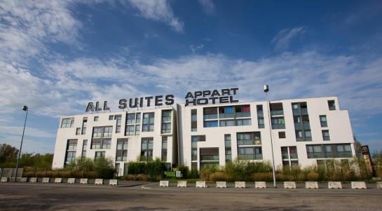 all suites aparthotel bordeaux lac bordeaux partir de 21 destinia. Black Bedroom Furniture Sets. Home Design Ideas