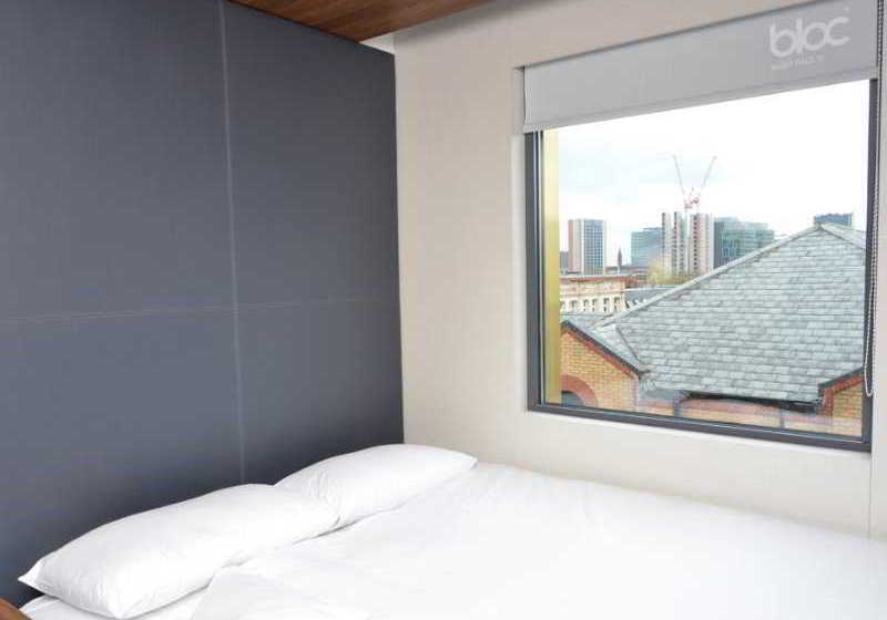 bloc hotel birmingham in birmingham  starting at  u00a323