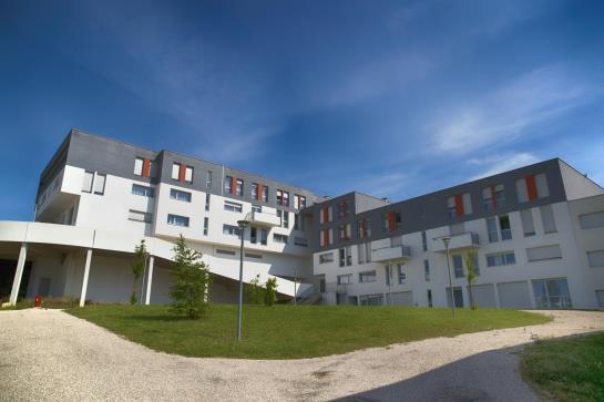 Residenz Résidence Zénitude Les Hauts Du Chazal Besancon