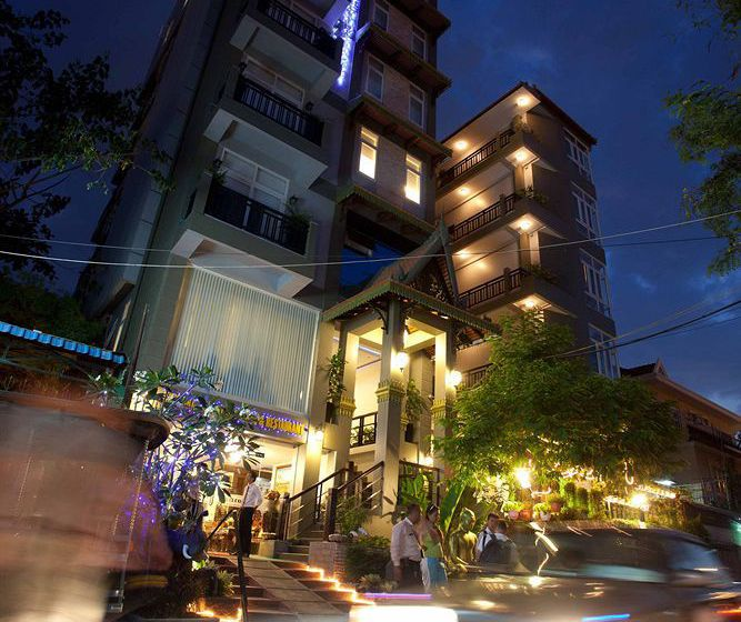 King Grand Boutique Hotel Phnom Penh