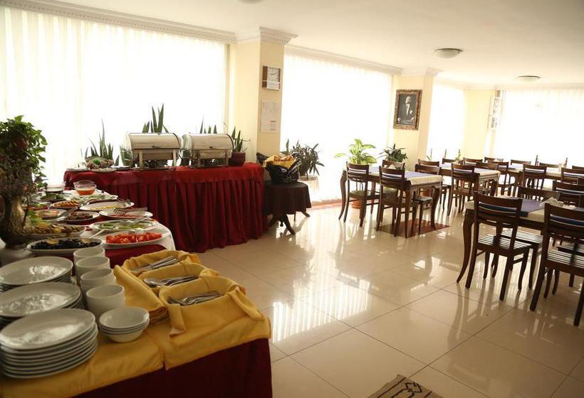 Cafeteria Hotel Sinemis Antalya