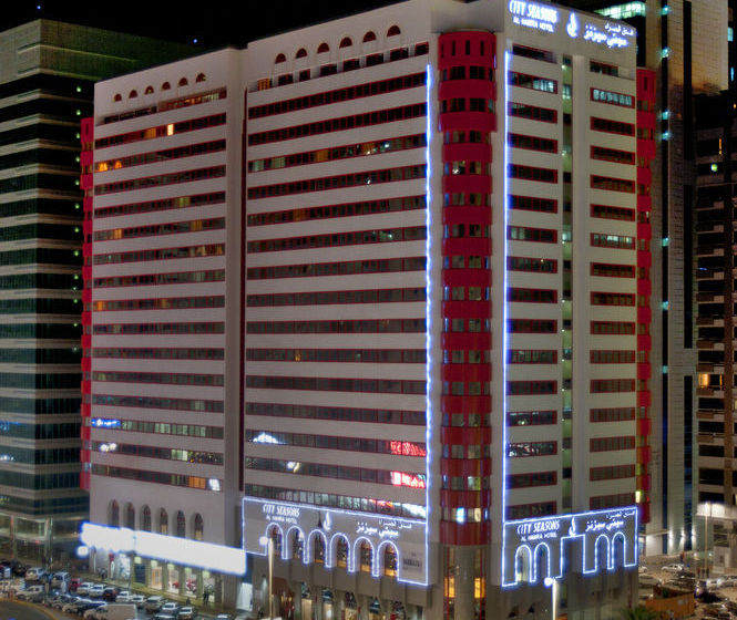 Hotel City Seasons Al Hamra Abu Dhabi