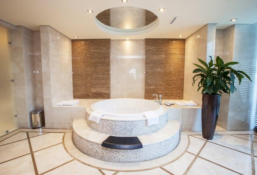 Badkamer Hotel Rixos The Palm Dubai