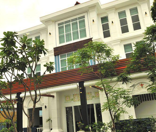 Frangipani Villa Hotel Ii Siem Reap